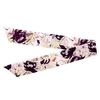 Silk Scarf Fifth Avenue