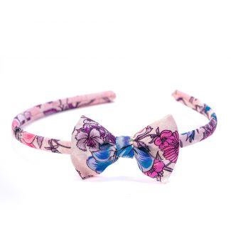 Headband cu fundita Inspire Pink