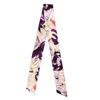 Twilly Silk Scarf Fifth Avenue