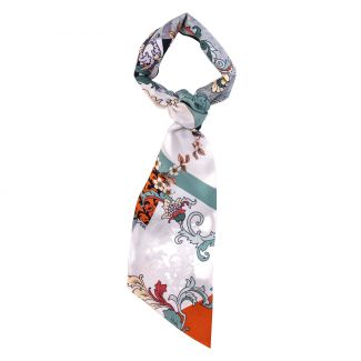 Flounce Scarf Remember Sienna