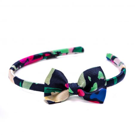 Headband cu fundita Lovely Nights