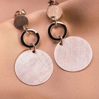 Sterling Silver Earrings Crazy Summer