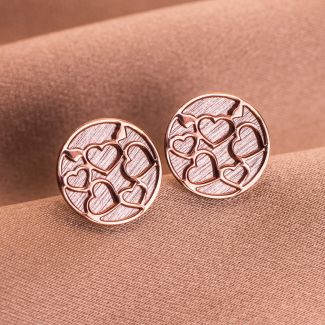 Sterling Silver Earrings Sweet Love