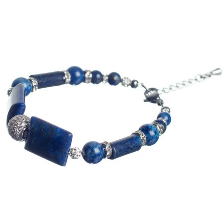 Brăţară Lapis Lazuli