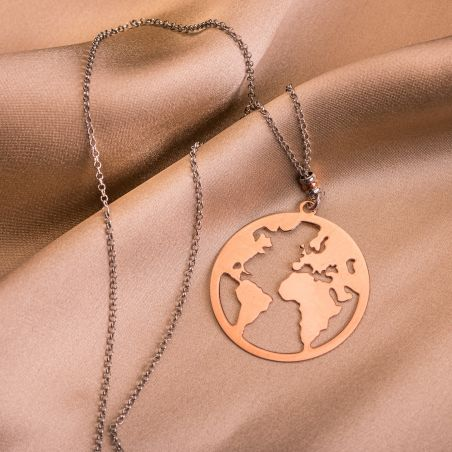 Sterling Silver Necklace Imagine the place