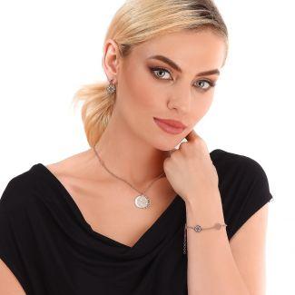 Sterling Silver Bracelet Classy Elegance