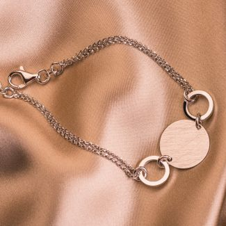 Sterling Silver Bracelet Crazy Summer