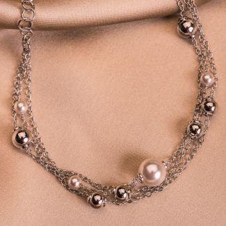 Sterling Silver Bracelet Gorgeous Look