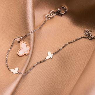Sterling Silver Bracelet Pure Emotions