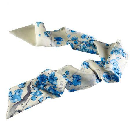 Eşarfă mătase naturală C'est Moi