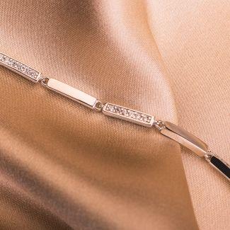 Bratara argint Touch of Elegance