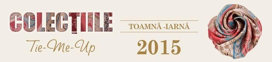 Tie-Me-Up Toamna - Iarna 2015