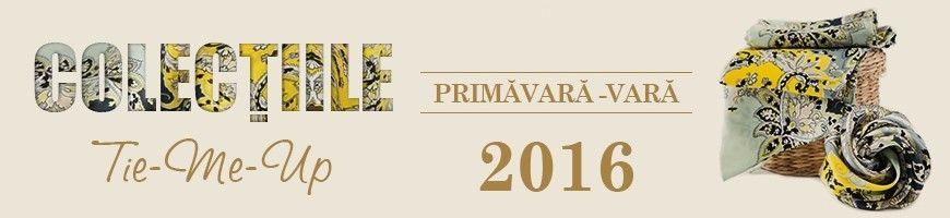 Colectiile primavara-vara 2016