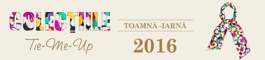 Tie-Me-Up Toamna - Iarna 2016