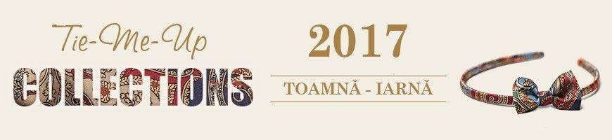Tie-Me-Up Toamna - Iarna 2017