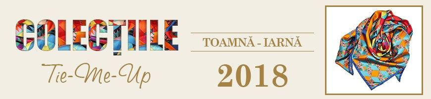 Tie-Me-Up Toamna - Iarna 2018