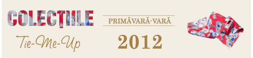 Colectiile primavara - vara 2012