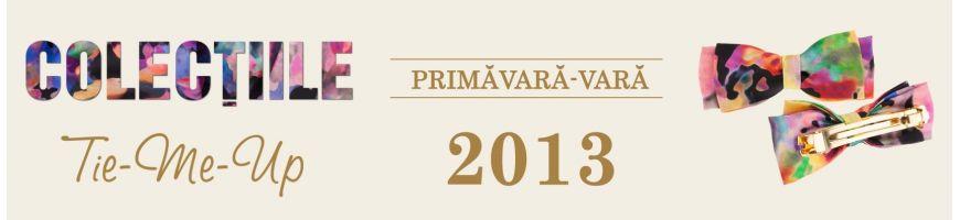 Colectiile primavara - vara 2013