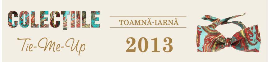 Tie-Me-Up Toamna - Iarna 2013