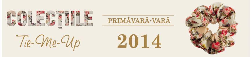 Colectiile primavara - vara 2014