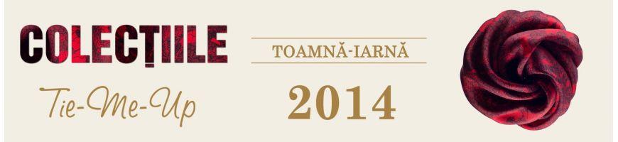 Tie-Me-Up Toamna - Iarna 2014