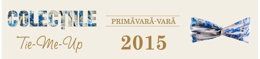 Colectiile primavara - vara 2015